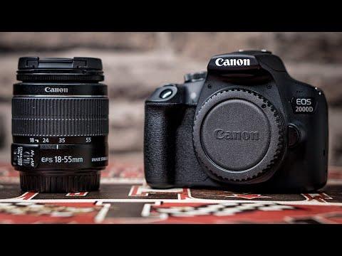 Canon EOS 2000D | Review [Deutsch]