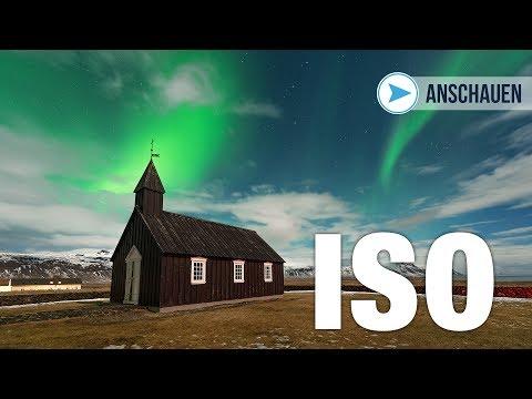 WAS IST DER ISO WERT? | Fotografieren lernen für Anfänger | #113