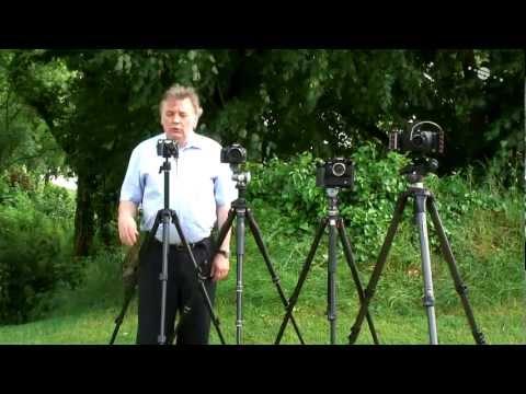 Das richtige Stativ finden - Blende 8 - Folge 2
