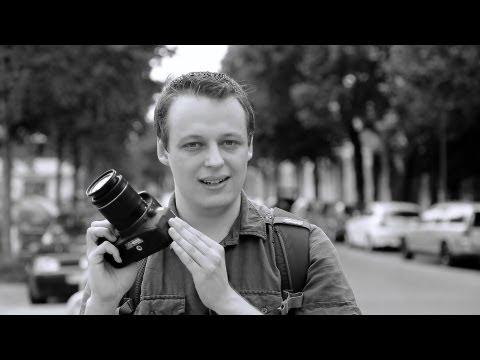 Fotografie erklärt: Filmen mit DSLR-Kameras