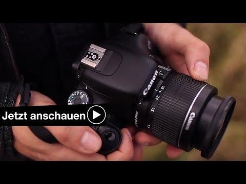 📷 3 TRICKS für BESSERE FOTOS mit dem Standart KIT OBJEKTIV -Benjamin Jaworskyj fotografieren lernen