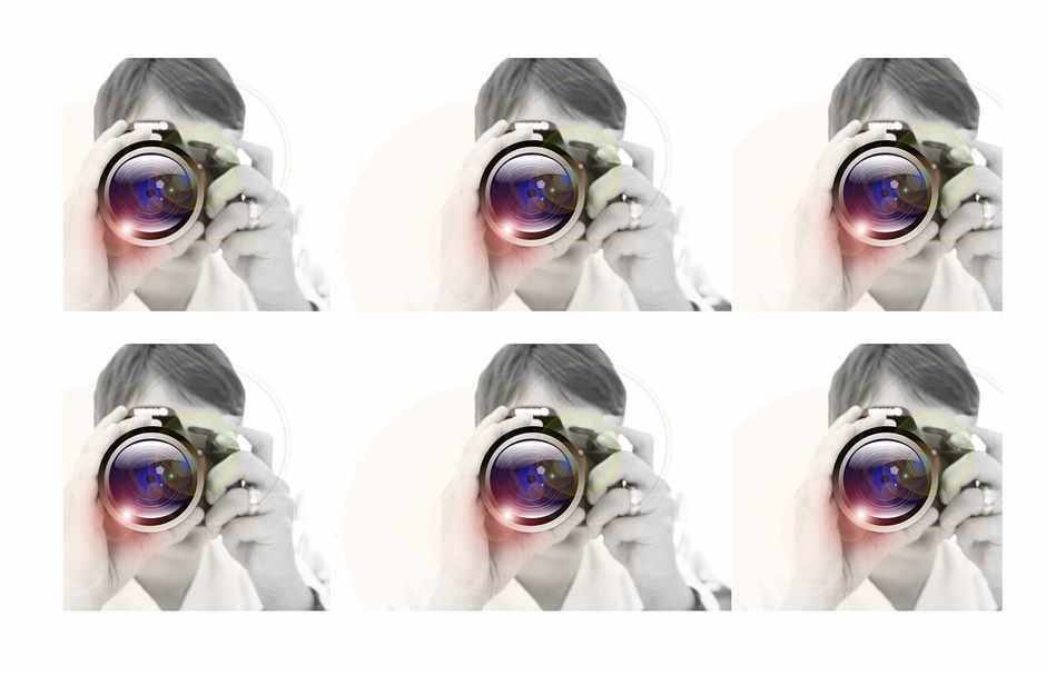 360 Grad Produktfoto von allen Winkeln