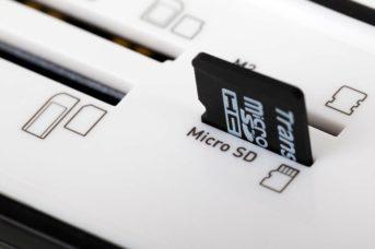Welche Speicherkarten für Spiegelreflexkameras?