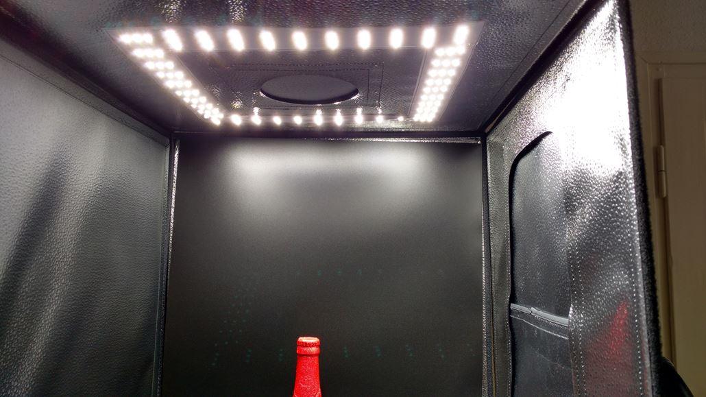LED Decke Lichtwürfel