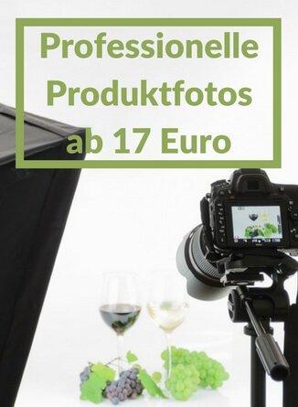 Professionelle Produktfotos
