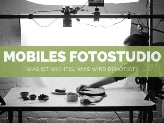 Mobiles Fotostudio Set - FB