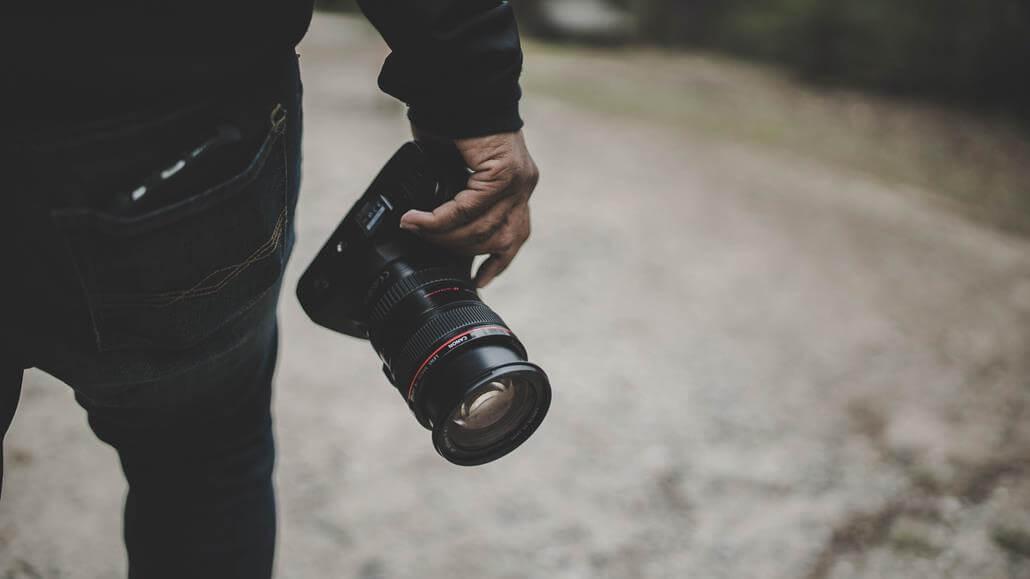 Spiegelreflexkamera Vorteile